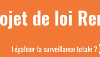 Samedi 2 mai 2015 : Rassemblement lyonnais contre la Loi Renseignement